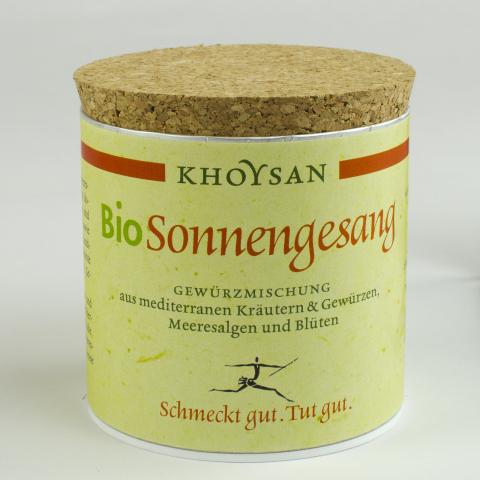 BioSonnengesang - Algengewürzmix